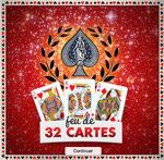 Jeu de 32 cartes pour une voyance idéale avec de grands professionnels des arts divinatoires de Suisse.